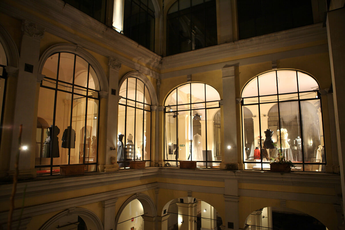 Textile and Clothing Museum – Mondragone Foundation of Naples